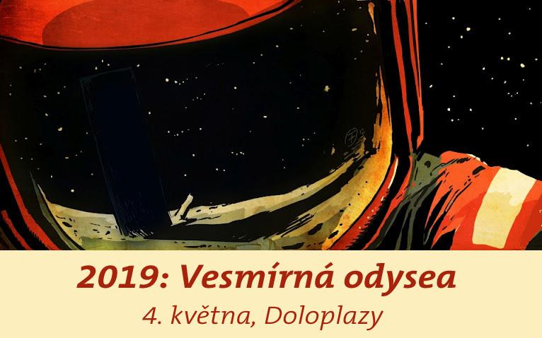 2019: Vesmírná odysea